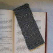 I Needed a Bookmark…